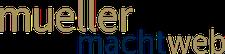 Kerstin Müller - mueller macht web logo