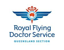 Royal Flying Doctor Service (Queensland Section) logo