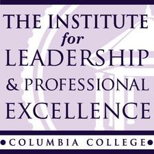Institute for Leadership & Professional Excellence at Columbia College logo