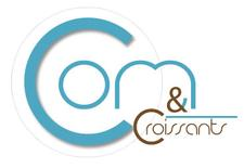 Com&Croissants logo