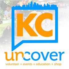 Uncover KC logo