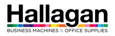 Hallagan Business Machines logo