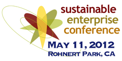 2012 Sustainable Enterprise Conference