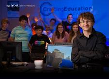 CraftingEducation Academy logo