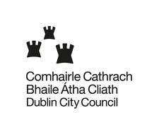 Dublin City Council Arts Office logo