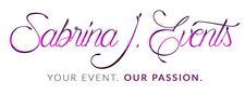 Sabrina J Events logo