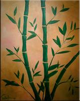 Bamboo Painting Soiree