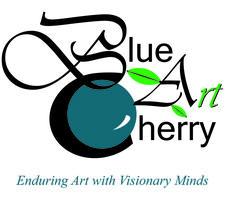 Blue Cherry Art logo