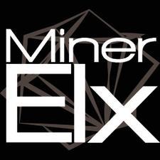 Feria de Minerales, Fósiles y Gemas de Elche, MinerELX logo