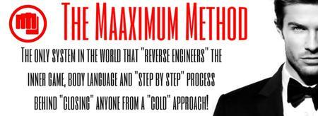 "The Maaximum Method-Learn how to ""close"" anyone from a..."