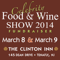 Celebrity Food & Wine Show 2014 A Joint Fundraiser in Tenafly