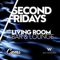 Second Friday - DJ Cams & Chris Clouse Live