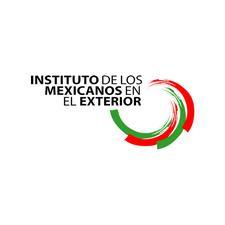 Instituto de los Mexicanos en el Exterior (IME) logo