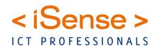 iSense ICT Professionals logo