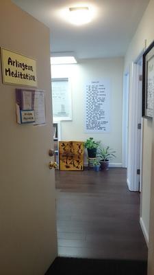 Arlington Meditation Center logo