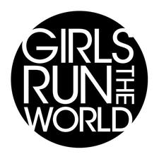 Girls Run the World logo