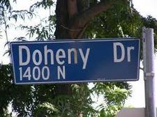 Doheny Entertainment logo