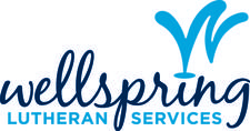 Wellspring Lutheran Services logo