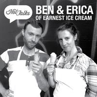 Ben & Erica from Earnest Cream: Adventures of an Ice...