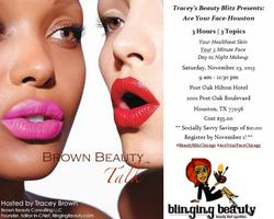 Tracey's Beauty Blitz Presents: Ace Your Face --...