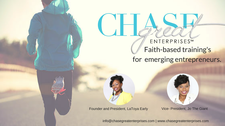 Chase Great Enterprises™  logo