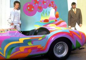 Dudley Edwards: Master of Psychedelic Art