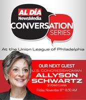 AL DÍA Conversation Series with Congresswoman Allyson...