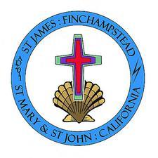 St James' Church, Finchampstead logo