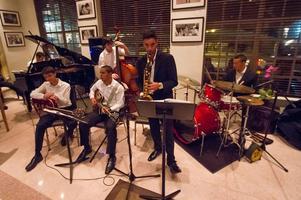 Mostly Jazz: Miami Beach Jazz Band