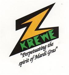 Z Krewe of Galveston logo