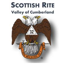Cumberland Scottish Rite logo