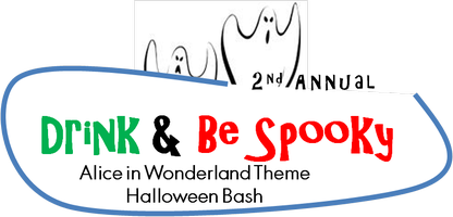 Alice in Wonderland: Drink & Be Spooky Halloween Bash