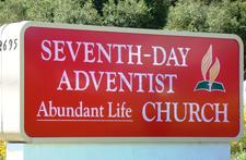 Seventh-day Adventist Abundant Life Church logo