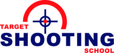 Target Shooting School weekly Air Rifle and Air Pistol classes and holiday courses in Air Rifle and Air Pistol shooting logo