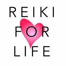Reiki For Life logo