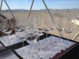 Rock Wall Grand Tasting: Beautiful Blends!
