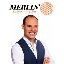 Julien Giraud alias Merlin logo