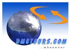 DMC TOURS logo