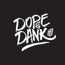 Dope & Dank logo