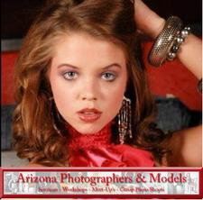 Arizona Photographers & Models logo