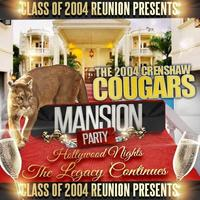 CLASS OF 2004 REUION MANSION PARTY