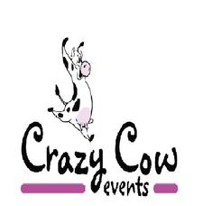 Crazy Cow Events  logo