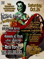 Halloween Party - Live Rockabilly & More @ Historic 23...