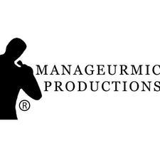 Manageurmic Productions logo