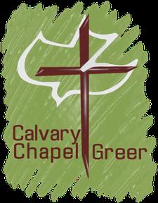 Calvary Chapel Greer logo
