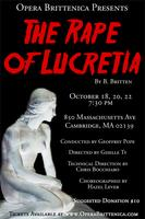 The Rape of Lucretia - NYC