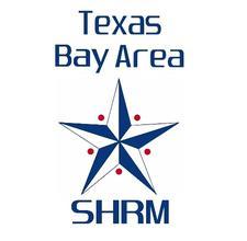 Texas Bay Area SHRM logo