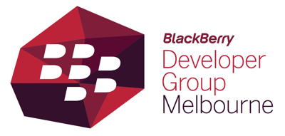 Melbourne BlackBerry Developer Group Gathering