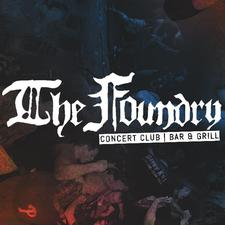 The Foundry Concert Club logo
