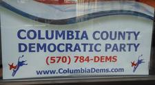 Columbia County Democratic Committee logo